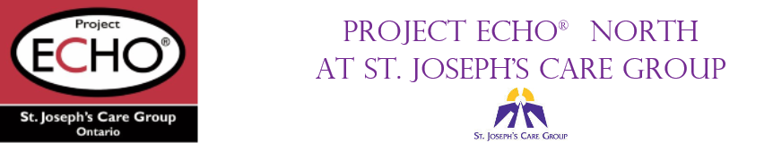 Project ECHO Ontario at SJCG/TOH